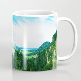 Neuschwanstein Fairy Tale Castle Coffee Mug