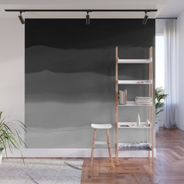 Hierarchy - Abstract Painting Wall Mural