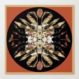 Winter Viburnum Canvas Print