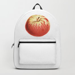 Apple Illustration Drawing Backpack