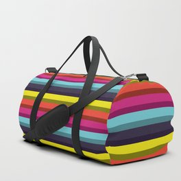 Accordion Fold Series Style I Duffle Bag