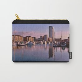 The Swansea Maritime Quarter. Carry-All Pouch
