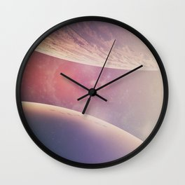 Day 0585 /// Sleepy nighty night Wall Clock