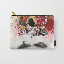 MINGA x Sleepless is the Watchful Eye Carry-All Pouch