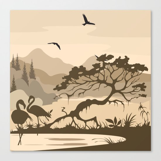 My Nature Collection No. 56 Canvas Print