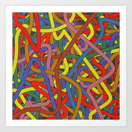 Gobia Knox Art Print