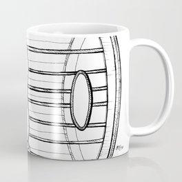 O'Prime mask Coffee Mug