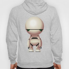 Marvin the Paranoid Android Hoody
