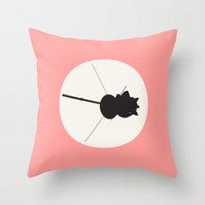 Cassini Throw Pillow