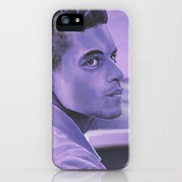 Purple Paranoia iPhone Case