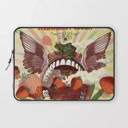 STRAWBERRY COUGH Laptop Sleeve