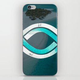 Eye of the Ocean iPhone Skin