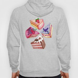 Let Them Eat Cake  Hoody
