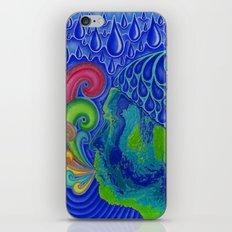 Exhale iPhone Skin