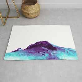 LOST TIME MOUNTAIN Rug