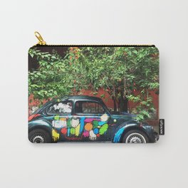 Volkswagen Beetle -Fusca  Carry-All Pouch