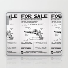 For Sale: X-Wing Starfighter Laptop & iPad Skin