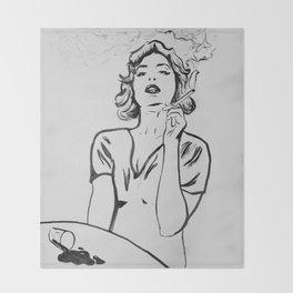 Hermine Throw Blanket
