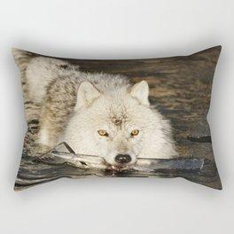 Weapon for a cold war Rectangular Pillow