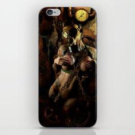 GAS CHAMBER iPhone Skin