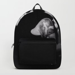 Beth Hart - Portrait - Black and White Backpack