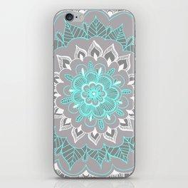 Bubblegum Lace iPhone Skin
