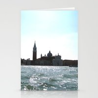 venice Stationery Cards featuring venice. by zenitt