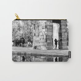 Madrid reflections Carry-All Pouch