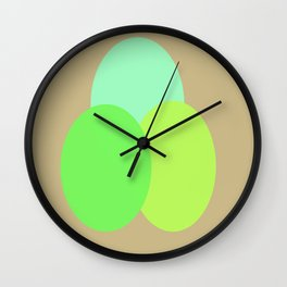 Lolli Folly Wall Clock