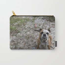 We're Staying Right? Carry-All Pouch