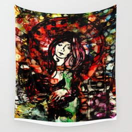 Bloody Mary Wall Tapestry