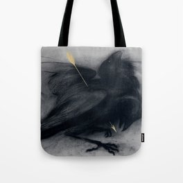 Death of insight Tote Bag