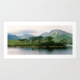 Mystical Ireland Art Print