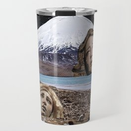 By That Sin Fell The Angels Travel Mug