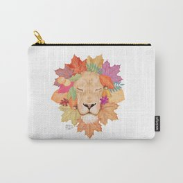 Autumn Leon Carry-All Pouch