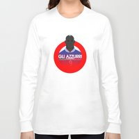 italy Long Sleeve T-shirts featuring Italy by Skiller Moves