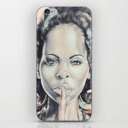 Unspoken iPhone Skin