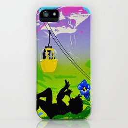 Diablerets Mountain Swiss Alps Travel iPhone Case
