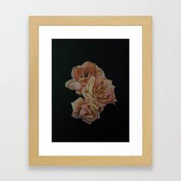 """""""redemption blues"""" Framed Art Print"""