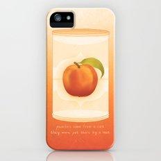 Peaches iPhone (5, 5s) Slim Case