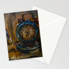 Magical Clock Stationery Cards