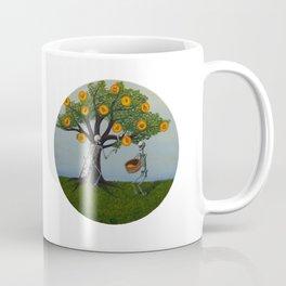 Embryo Tree Coffee Mug