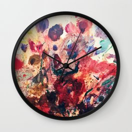 My Palette Wall Clock