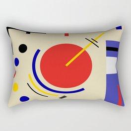 BAUHAUS ASTRONOMY Rectangular Pillow