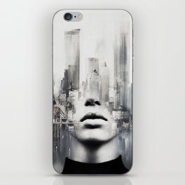 Welcome to my dreams... iPhone Skin