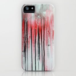 Code Distraction iPhone Case
