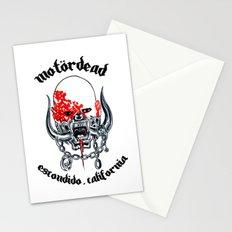 Motordead Stationery Cards