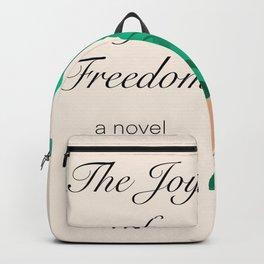 The Joy of Freedom Backpack
