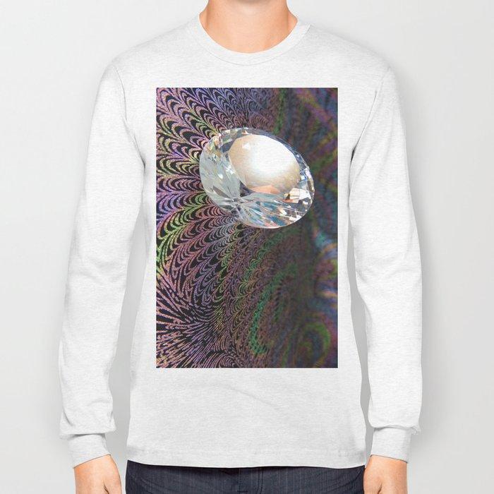 Abstract Precious 4 Long Sleeve T-shirt