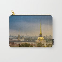 Saint Petersburg Admiralty Carry-All Pouch